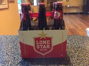 Beer Lone Star Longnecks